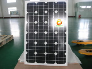 Mono Solar Panel 55W (CNSDPV55(12)S) pictures & photos