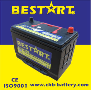 High Quality Vehicle Battery Accumulator 80ah 12V Car Battery Nx120-7-Mf pictures & photos