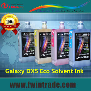 Original Galaxy Inkjet Ink Dx5 Head Eco Solvent for Galaxy Ud181la/Ud211la/Ud251la/Ud3212LC Plotter