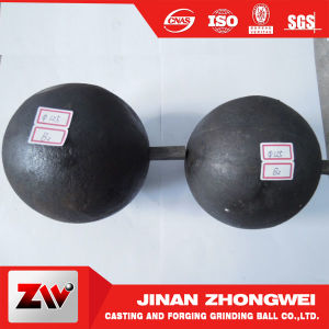 Forged Ball Mill Grinding Media Hot Rolling Ball pictures & photos