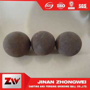 C45, 60mn, B2, B3 Forged Steel Ball Hot Rolling Ball pictures & photos