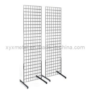 2′ X 6′ Gridwall Panel Tower with T-Base Floorstanding Display (GW26B) pictures & photos