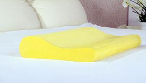 Contour Shaped Memory Foam Pillow