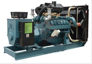 Diesel Generator with Doosan Engine
