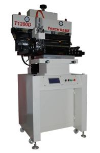 SMT Semi-Automatic Stencil Printer / Semi-Automatic Screen Printer T1200d pictures & photos