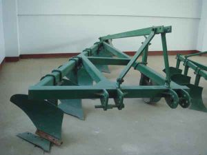 Plows for Small Tractors