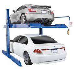 Four Post Hydraulic Car Parking Lift with Ce Certification pictures & photos
