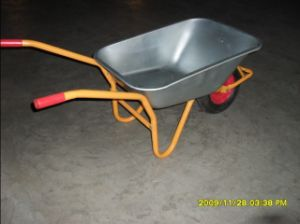 Galvanized Wheel Barrow (WB6308) pictures & photos