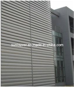 Automatic Aluminum Sun Screen