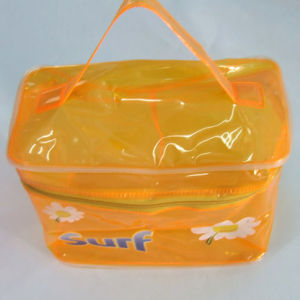 Cosmetic Bag & PVC Bag (HR-pb004) pictures & photos
