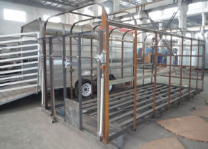 The Frame of Livestock Trailer (GW-LT14) pictures & photos