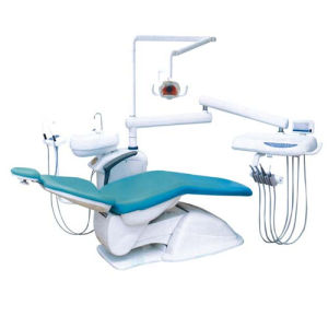 Hospital Medical Chair Mounted Dental Unit pictures & photos
