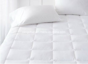 Aloe Vera Treatment Natural Antibacterial Moist Mattress Pad pictures & photos