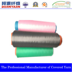 Single Covered Yarn with The Spec 1120/6f (S/Z) EL+Ny pictures & photos