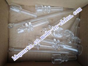 3X 18mm Domeless Quartz Nail 2014 High Quanlity Glass Pipes Titanium Quartz Domeless Quartz Nail pictures & photos