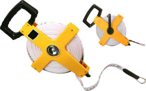 Fiberglass Long Tape Measure (WAB01057)