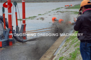 Sand Dredger with Hydraulic Pump in China pictures & photos