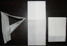 Unfold Napkin (ZH-091) pictures & photos