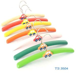 Wooden Craft, Children Wooden Cloth Hanger pictures & photos