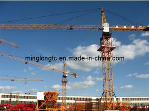 Tower Crane TC6018-10t Max. Capacity pictures & photos
