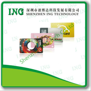 Personalize PVC Contact IC Card
