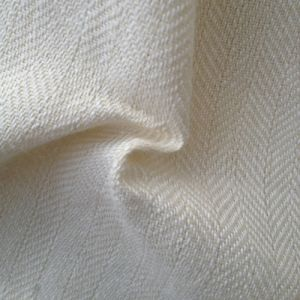 Hemp/Wool Fabric in Herringbone Pattern (QF13-0136) pictures & photos