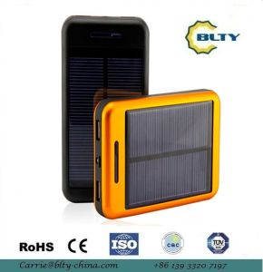 12000mAh Solar Power Bank for Mobile Phone Charging pictures & photos