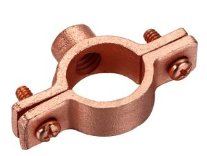 Copper Plated Split Ring Hanger (502401) pictures & photos