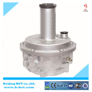 Brass Alloy Aluminum Body Solenoid with Detector gas valve pictures & photos