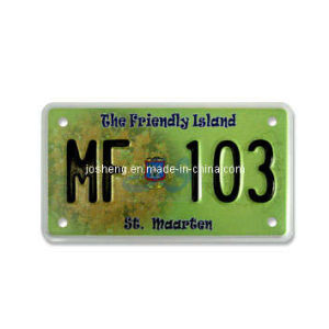 St. Maarten Number Plate pictures & photos
