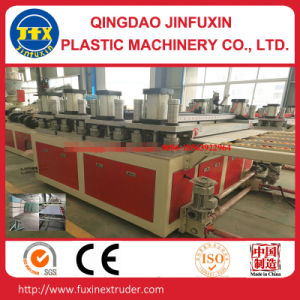 PVC Construction Crust Foam Board Production Line pictures & photos