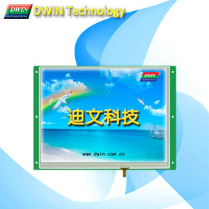 "Economic 9.7"" Uart TFT LCD Module / HMI, with Optional Touch Screen, Dmt10768c097_01W"