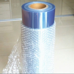 0.7mm UV Resistance Transparent Rigid PVC Clear Sheet pictures & photos