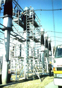 Electricity Equipments Maintenance