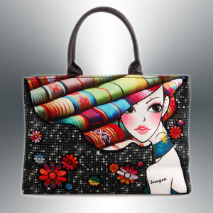 Print Cotton Bags High Quality pictures & photos