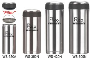Stainless Steel Vacuum Mug (WS-350N/WS-350A, WS-420N/WS-420A, WS-500N) pictures & photos