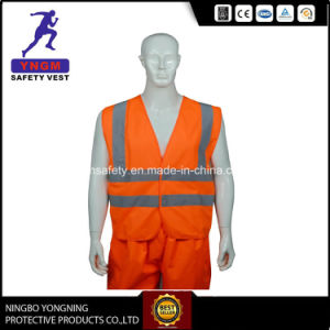 En20471 OEM Serivce Roadway Reflective Running Vest Reflection Safety Vest pictures & photos