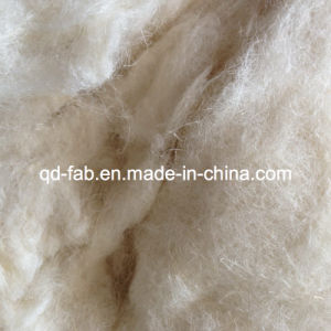 100% Short Bleached Nature Degummed Hemp Fiber (DHFS) pictures & photos