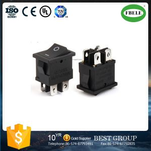 Illuminated Power Switch Rocker Switch 4 Feet pictures & photos