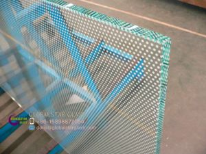 10+10+10mm Decorative Anti-Slip Glass pictures & photos