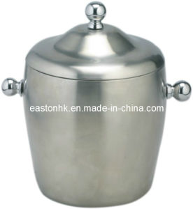 Hotel Stainless Steel Ice Bucket pictures & photos
