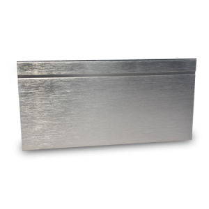 Waterproof Easy Clean Extruded Aluminum Skirting Board in Kitchen pictures & photos