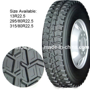 Dump Truck Tyre, Rubber Tyre (13R22.5 295/80R22.5 315/80R22.5) pictures & photos