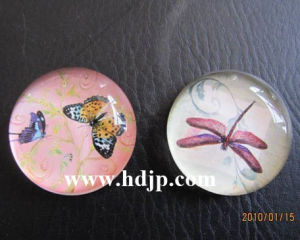 Glass Fridge Magnets (HDGM1006)
