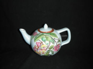 Top Grade Hand Painting Ceramic Tea Pot