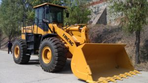 5 Tons Front Wheel Loader (YN958) pictures & photos