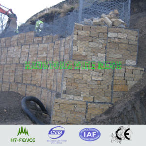 Galvanized Gabion Mesh pictures & photos