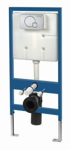 Slim Concealed Cistern (011D)