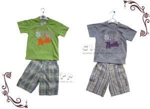 Boy′s 2 PCS Set (S10102)