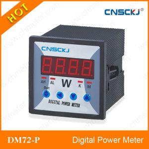 Dm72-P 72*72 Mm Digital RF Power Meters